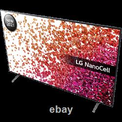 Lg 50nano756pr 50 Pouces Tv Smart 4k Ultra Hd Nanocell Analogique Et Bluetooth Numérique