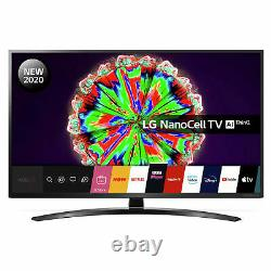 Lg 50nano796ne 50 Pouces Smart 4k Ultra Hd Hdr Nanocell Tv