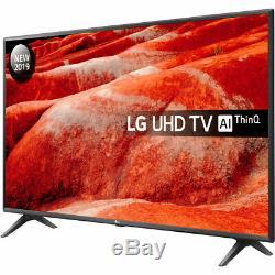Lg 50um7500pla Um7500 Téléviseur Smart Led Ultra Hd 4k 50 Pouces Freeview Hd Et Freesat