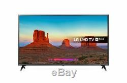 Lg 55 Pouces Ultra Hd 4k Smart Tv Noir Excellente