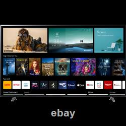 Lg 55nano756pa 55 Inch Tv Smart 4k Ultra Hd Nanocell Analogique Et Bluetooth Numérique