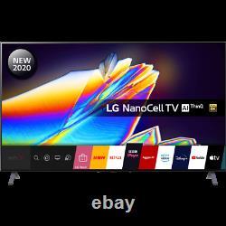 Lg 55nano956na Nano956 55 Pouces Tv Smart 8k Ultra Hd Nanocell Analogique & Numérique
