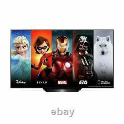 Lg 55oled55bx 55 Pouces 4k Ultra Hdr Smart Wifi Oled Tv Noir