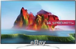Lg 55sj950v Téléviseur Intelligent À Del 4 Po Ultra Hd Hdr Hdr Freeview Play