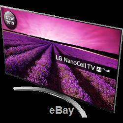 Lg 55sm8600pla Sm8600 Téléviseur 55 Pouces Smart 4k Ultra Hd Freeview Hd Avec Hd