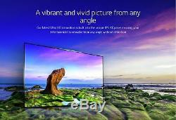 Lg 55uj651v Téléviseur Del Intelligent Avec Technologie Wi-fi Wifi Freeview De 55 Pouces 4k Ultra Hd