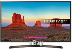 Lg 55uk6400 Téléviseur Intelligent Ultra Hd 4k 55 Pouces Affichage Ips 4k Hdr Tv Active