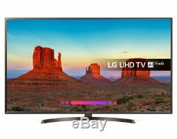 Lg 55uk6400plf Téléviseur Led Haute Définition Hd Ultra Hd 4 Pouces 55 Pouces Freeview Play Freestat Hd