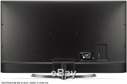 Lg 55uk6750pld Téléviseur Led Smart Wifi Ultra-hdd 55 Pouces 4k, Noir