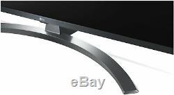 Lg 55um7400 Téléviseur Led Smart Wifi Ultra Hd 4k 55 Pouces, Noir