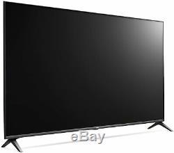 Lg 55um7510 55 Pouces 4k Ultra Hd Hdr Intelligent Wifi Tv Led Noir