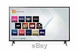 Lg 60un7100 60 Pouces 4k Ultra Hd Hdr Intelligent Wifi Tv Led Noir