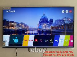Lg 65 Pouces Smart Tv 65uh615v Led Hdr 4k Ultra Hd Smart Tv, Avec Freeview Hd
