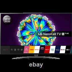 Lg 65nano866na Nano86 65 Pouces Tv Smart 4k Ultra Hd Led Freeview Hd Et Freesat