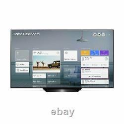 Lg 65oledbx 65 Pouces 4k Ultra Hd Hdr Intelligent Wifi Tv Oled Noir