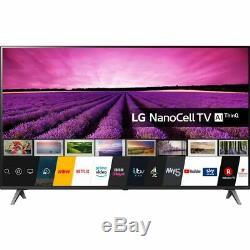 Lg 65sm8050plc 65 Pouces Smart Tv 4k Ultra Hd Nanocell Tnt Hd Et Freesat Hd
