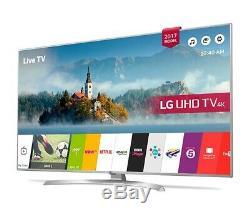 Lg 65uj701v 65 Pouces Smart 4k Ultra Hd Hdr Led Tv Tnt Lecture Record Usb