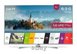 Lg 65uj701v 65 Pouces Smart 4k Ultra Hd Hdr Led Tv Tnt Play Usb Rec Grade C