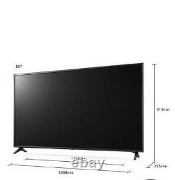 Lg 65um7050 65 Pouces, Ultra Hd 4k, Hdr, Smart Tv Qejf92l Hdr Tv, Lunette Mince