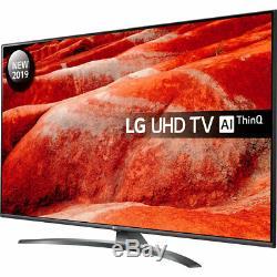 Lg 65um7660pla Um7660 Téléviseur Smart Led Ultra Hd 4k 65 Pouces Tnt Hd Et Freesat
