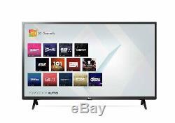 Lg 65un7300 65 Pouces 4k Ultra Hd Hdr Intelligent Wifi Tv Led Noir