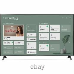 Lg 65up75006lf 65 Pouces Tv Smart 4k Ultra Hd Led Analogique Et Bluetooth Numérique Wifi