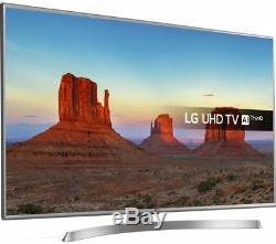 Lg 70 Pouces 70uk6950pla Smart 4k Ultra Hd Hd Hd Led Tv Garantie De 12 Mois