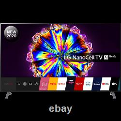 Lg 75nano906na Nano90 75 Inch Tv Smart 4k Ultra Hd Nanocell Freeview Hd Et