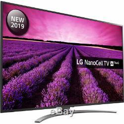 Lg 75sm8610pla Sm8610 75 Pouces Smart Tv 4k Ultra Hd Nanocell Tnt Hd Et