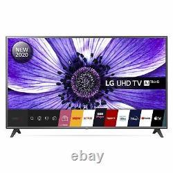 Lg 75un70706ld 75 Pouces Intelligent 4k Ultra Hd Hdr Tv Led