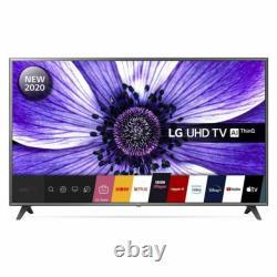 Lg 75un70706ld 75 Pouces Tv Smart 4k Ultra Hd Led Analogique & Wifi Bluetooth Numérique