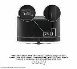 Lg 75un8100 75 Pouces 4k Ultra Hdr Smart Wifi Led Tv Silver