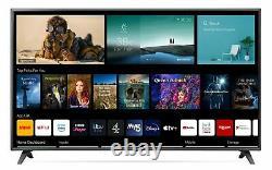 Lg 75up75006lc 75 Pouces 4k Ultra Hd Hdr Smart Wifi Tv Led Noir