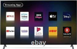 Lg Nano956na 55 Pouces 8k Ultra Hd Hdr Nanocell Smart Wifi Tv