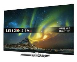 Lg Oled55b6v Téléviseur Oled Ultra Hd Hdr 55 Pouces Smart 4k Hd Freeview Hd Freesat Hd