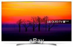 Lg Oled55b8slc 55 Pouces 4k Ultra Hd Freeview Hdr Intelligent Wifi Tv Oled Noir