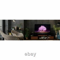 Lg Oled55c14lb 55 Pouces Tv Smart 4k Ultra Hd Oled Analogique Et Bluetooth Numérique