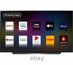 Lg Oled55cx6la 55 Pouces 4k Ultra Hd Smart Oled Tv Warranty Rrp £1299