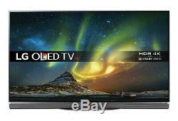 Lg Oled55e6v 55 Pouces 3d Smart 4k Ultra Hd Hdr Oled Tv Grade C Non À Distance