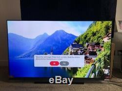 Lg Oled55e8pla 55 Pouces 4k Ultra Hd Oled Hdr Smart Tv Tnt Jouer Boxeduk