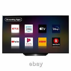 Lg Oled65bx6lb 65 Inch Smart 4k Ultra Hdr Oled Tv Avec Google Assistant & Ale