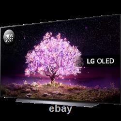 Lg Oled65c14lb 65 Pouces Tv Smart 4k Ultra Hd Oled Analogique Et Bluetooth Numérique