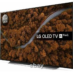 Lg Oled65cx5lb (2020) Oled Hdr 4k Ultra Hd Smart Tv 65 Pouces Freeview Hd