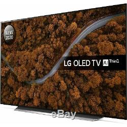 Lg Oled65cx5lb (2020) Oled Hdr 4k Ultra Hd Smart Tv 65 Pouces Tnt Hd