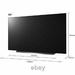 Lg Oled65cx5lb 65 Pouces Tv Smart 4k Ultra Hd Oled Analogique Et Bluetooth Numérique