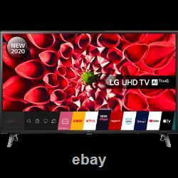 Lg Un7100 55 Inch Tv Smart 4k Ultra Hd Led Freeview Hd Et Freesat