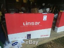 Linsar 65uhd520 65 Pouces Smart 4k Ultra Hd Led Tv Tnt Hd Enregistrement Usb