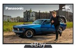Nouveau Panasonic Tx-49gx550b 49 Pouces Smart 4k Ultra Hd Hdr Led Tv Tnt Lecture