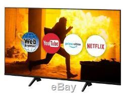 Nouveau Panasonic Tx-50gx700b 50 Pouces Smart 4k Ultra Hd Hdr Led Tv Tnt Lecture