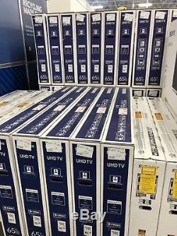 Nouveau Samsung 50 Led 2160p Smart 4k Ultra Hd Tv Boîte Scellée 55 Mise À Jour Gratuit